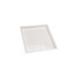 POLIBAN BASE DE DUCHE 610x650 x55mm