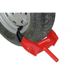 Fecho segurança para roda