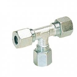 Ligador em T 8mm  p/ligação de gás