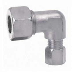 Ligador curvo para tubo de cobre 8 mm/10mm
