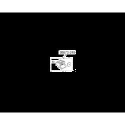 Fixação frontal de Rafter para toldo F80s Fiamma