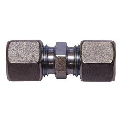 União/Ligador de Gás 8/8mm Aço Galvanizado
