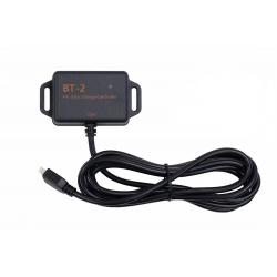 Monitor do controlador solar bluetooth